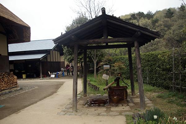 野山北公園とクロスケの家